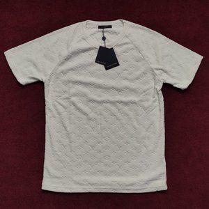 Louis Vuitton Towel Design New Season T-Shirt